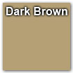 dark brown color swatch