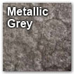 metallic grey color swatch
